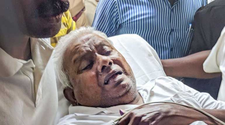 Saravana Bhavan Owner Rajagopal Died at Private Hospital Today