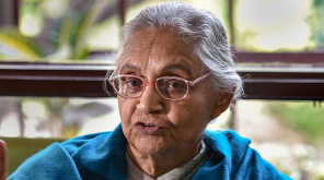 Delhi Loses its Prominent Leader Today as Sheila Dikshit Passes Away