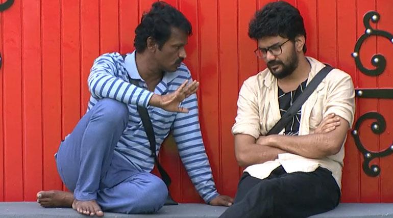 Is Cheran in Bigg Boss Tamil Season 3 Public-Centric to Gather Votes. Image Credit Vijay Tv Hotstar