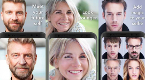 Trending FaceApp AI photo Editor Predicts Exactly your Aged Appearance. Image Goolge PlayStore FaceApp