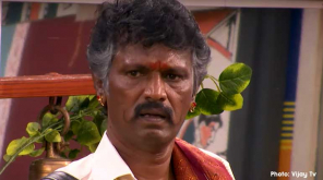 Bigg Boss Tamil House got Nattamai Cheran and Minor Saravanan