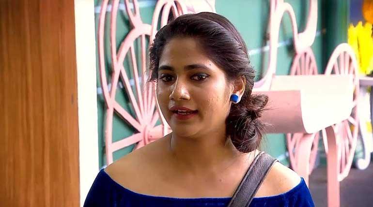 Bigg Boss 3 Tamil Contestant Losliya.