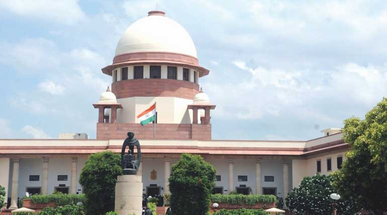 Supreme Court Released its Tamil Nadu Based Orders in Tamil Today. Image DDNews
