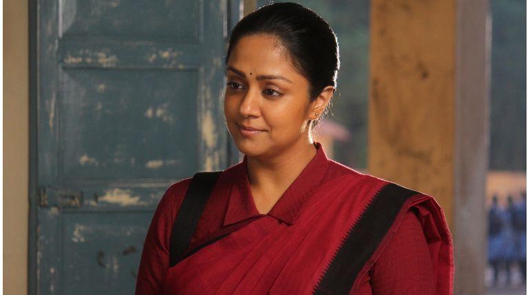 Jyothika from Ratchasi
