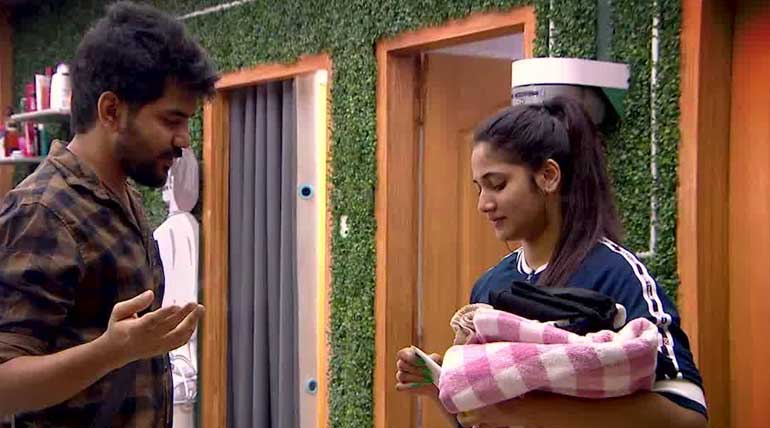 Bigg Boss 3 Tamil. Day 16 Promo Highlights
