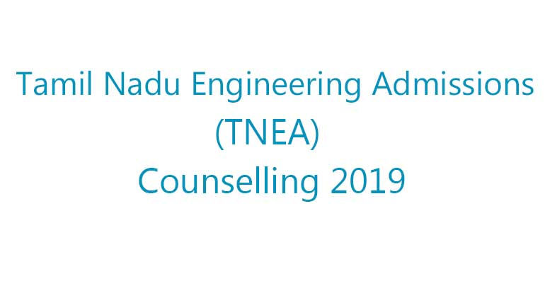 TNEA Counselling for Tamil Nadu Engineering
