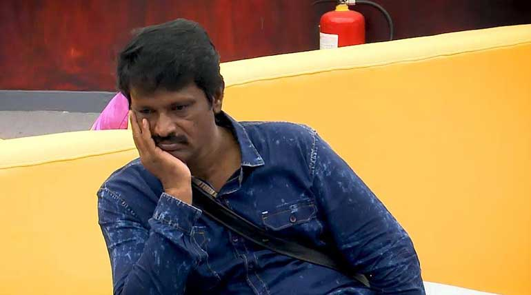 Bigg Boss 3 Tamil filled with Fun and Cherans Emotions. Image Credit Vijay Television