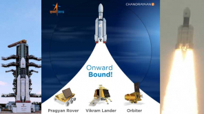 Chandrayaan 2 Journey From Earth to Moon Begins, Distance 3,84,000 Kilometre