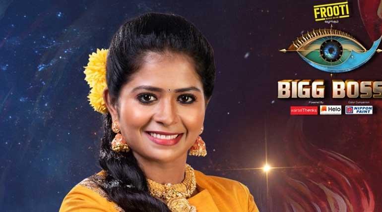 Bigg Boss 3 Tamil Contestant Jangiri Madhumitha