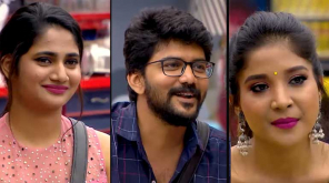 Bigg Boss Tamil 3 Remains Karakattakaran Movie Banana Joke Today.