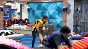 Kavin Influencing Public Against Sakshi by His Personal View in Game Play in Bigg Boss Tamil House
