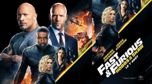 Hobbs and Shaw Full Movie leaked Online in HD Print by Tamilrockers