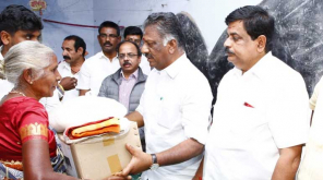 Deputy CM O Panneerselvam Visit Rain-Affected Nilgiris to speed up relief work