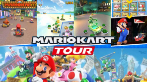Pre-Register Mario Kart tour