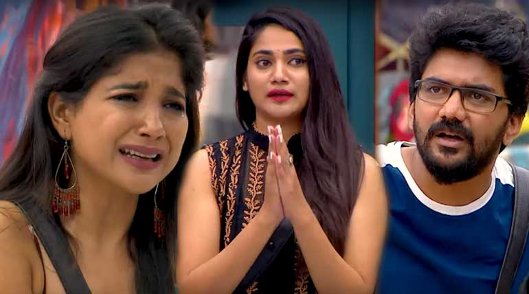 Bigg Boss Tamil 3: Kavin and Losliya Love Breakup