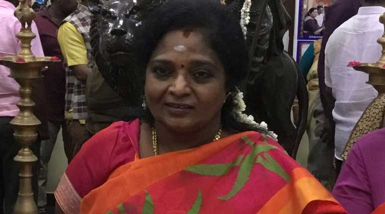 The Election Commission Will Punish DMK Leader Stalin, Says Tamilisai BJP