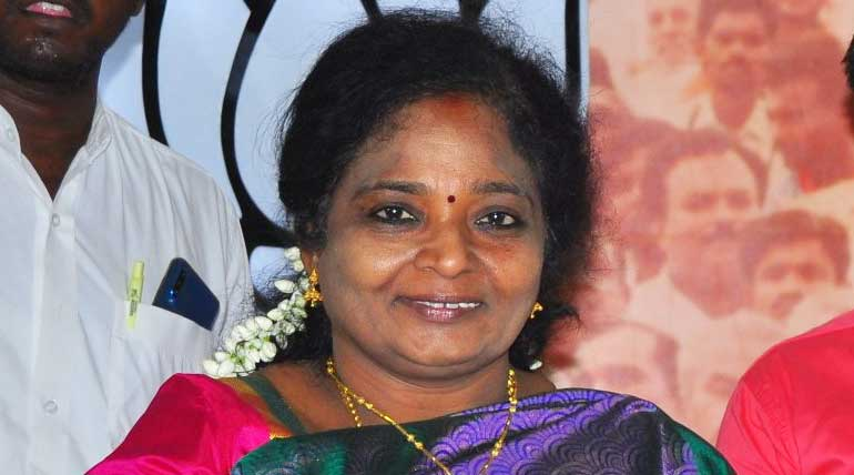 Dr Tamilisai Soundararajan says to Seeman