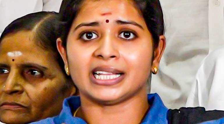Madhumitha Says Vijay TV Gave False Complaint Against Her
