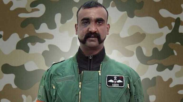 Abhinandan to be conferred with Vir Chakra