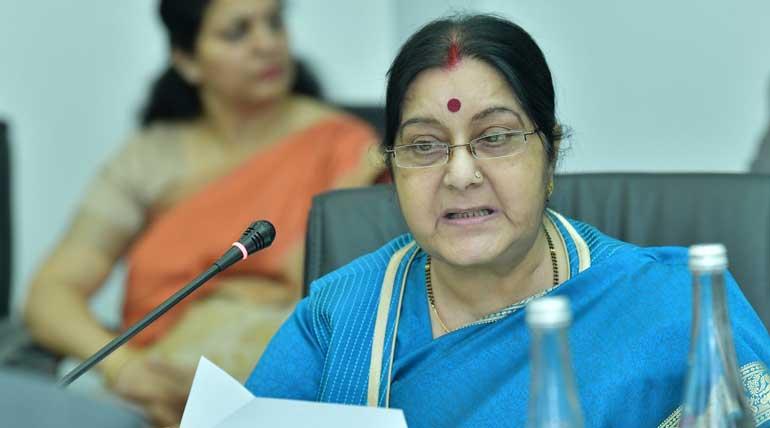 Sushma Swaraj Last Tweet Thanked Prime Minister