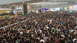 350000 Canadians in Hong Kong in Trouble Due to the Violent Protests