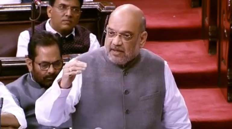 Home Minister Amit Shah: Repercussions of revoking Article-370 and Article-35A
