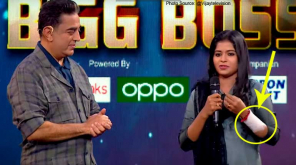 Bigg Boss Tamil 3 Madhumitha came out. Why Bandage in her hand? Is she attempted suicide or Physical violence