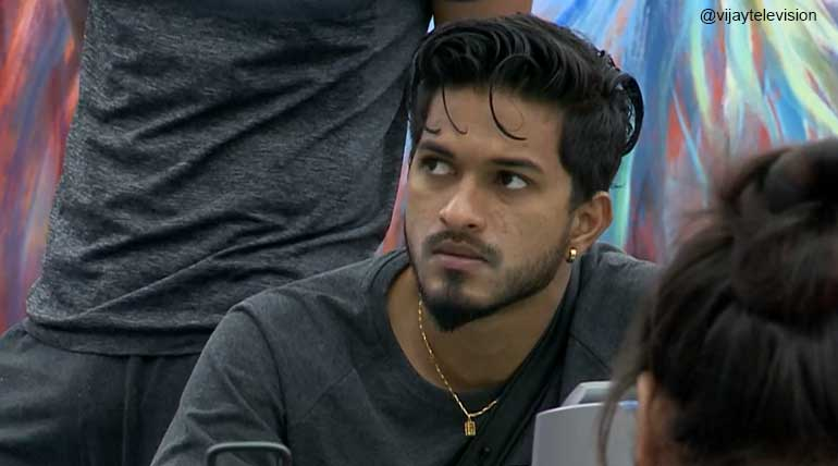 Mugen Outright Emotions Expected but Escaped Elimination in Bigg Boss 3 Tamil House