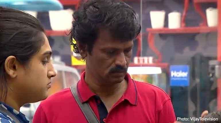 Bigg Boss 3 Tamil Contestant Cheran
