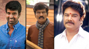 Parotta Soori thanks his senior Goundamani and Sundar C for the First Dialogue