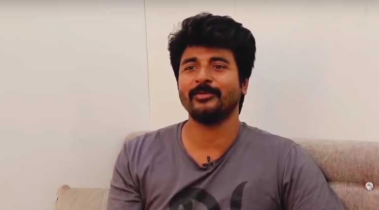 Sivakarthikeyan Open Talk after Namma Veetu Pillai Success. Photo SunPictures