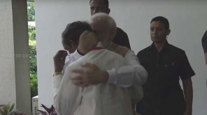 Chandrayaan-2: Sivan Emotionally Breaks Down, PM Narendra Modi Consoles with hug