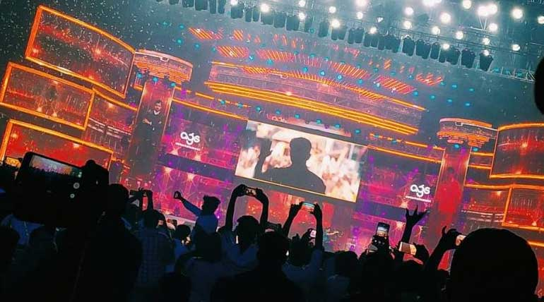 Bigil audio launch function commotion left many fans to not participate in it