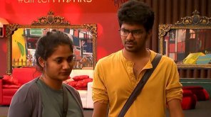 Bigg Boss 3 Tamil Show Kavin and Losliya