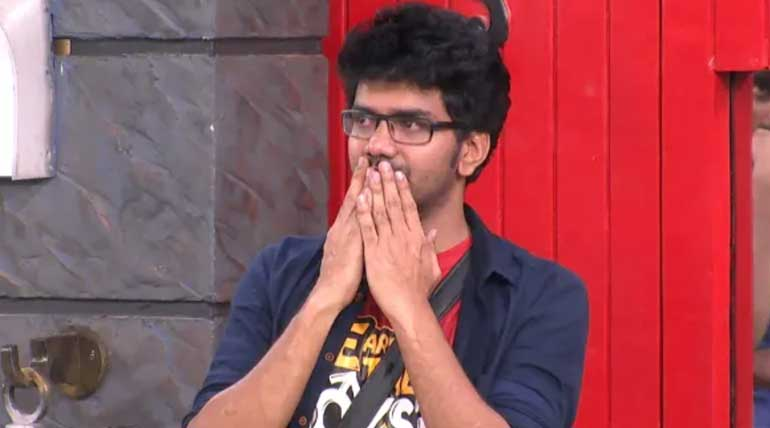 Does Kavin play with a strategy in BB 3 self eviction?