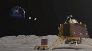 Chandrayaan-2: Fever Grips India - For the First Time on the Southern Pole of the Moon