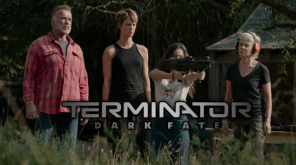 Terminator Judgement Day Reboots Terminator Dark Fate in Female Version