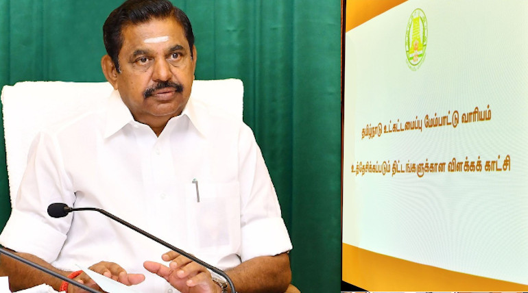CM Edappadi Palaniswami: Transform Tamil Nadu infrastructure to the level of foreign countries