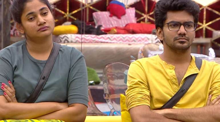 Bigg Boss 3 Tamil Losliya wants Kavin to Win