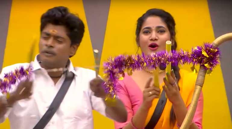 Importance of Bigg Boss 3 Tamil Show Task brings back old play