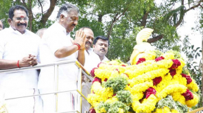 Deputy CM Panneer Selvam Expressed Stalin Should Correct or Will Be Done by People