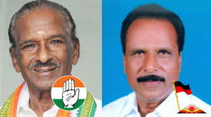 Nanguneri and Vikkaravandi re-elections Date on 21st and results on 24th October