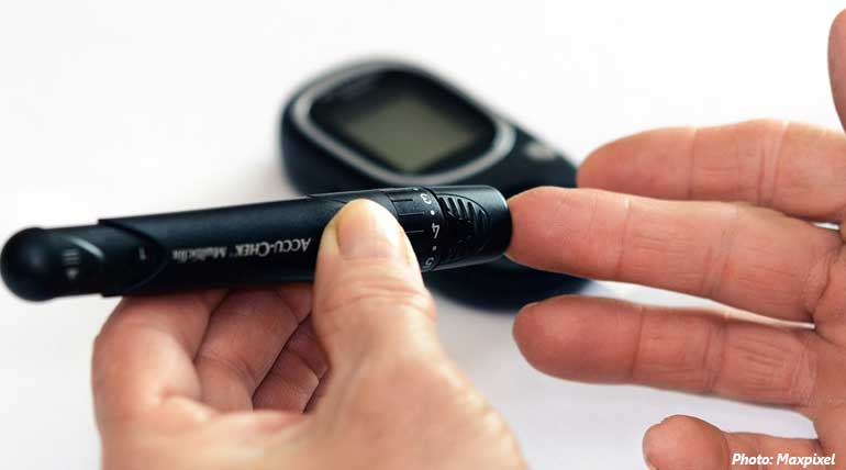 Fat mass index the real indicator for heart diseases for diabetes patients