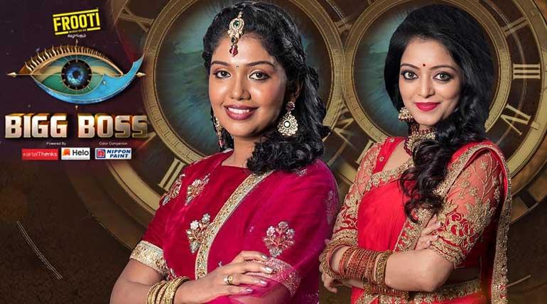 Bigg Boss Tamil season 2 title winner Riythvika and Janani Iyer to visit Bigg Boss house today