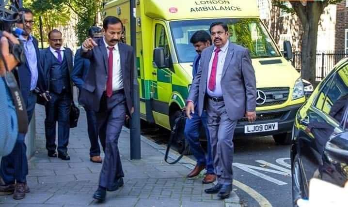 CM to Check London Ambulance Service
