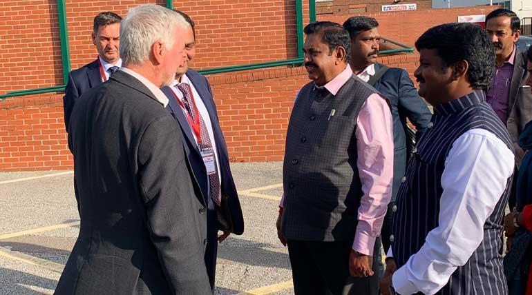 CM Edappadi Palaniswami London Achievements and Vinayaka Chaturthi wishes
