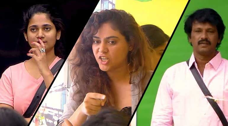 Will ticket to finale be given, save Sherin and Cheran from elimination