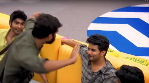 Kavin is beaten-up by his friend in Bigg Boss House