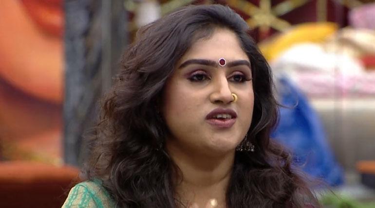This Week Vanitha Gets Eliminated in Bigg Boss 3 Tamil