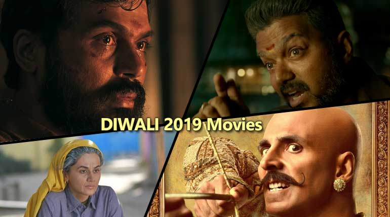 Housefull 4, Bigil and Kaithi are the major movies releasing in Diwali